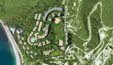 Тюменский инвестор планирует построить под Феодосией масштабный жилищно-рекреационный комплекс «Межозерье»