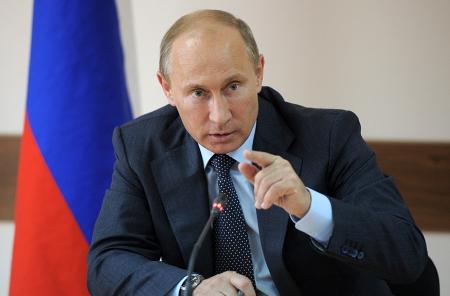 Путин обсудил дополнительные меры безопасности в Крыму с членами Совбеза