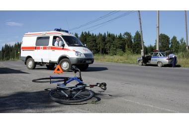 На трассе Джанкой-Феодосия Ниссан наехал на велосипедиста