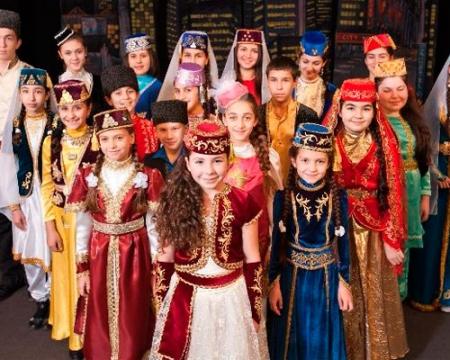 В Феодосии сегодня отмечали праздник Дервиза