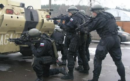 ФСБ России задержаны члены диверсионно-террористической группы Главного управления разведки Министерства обороны Украины