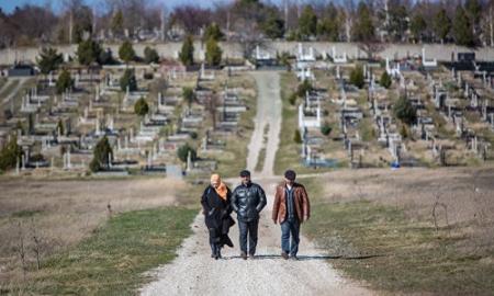 Феодосийские власти разрывают отношения с краснодарской компанией, занимавшейся содержанием кладбища