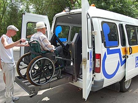 Ялтинская рабочая группа «Комитета доступности» предложила установить в городе звуковые светофоры и организовать социальное такси для инвалидов