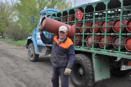 Госкомцен установил в Крыму предельную розничную цену на баллонный газ для населения в размере 760 рублей за баллон