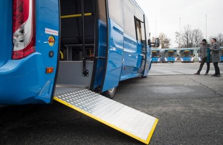 Феодосийские власти планируют обновление парка общественного транспорта в следующем году