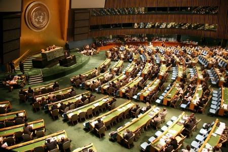 Генассамблея ООН приняла антироссийскую резолюцию по Крыму
