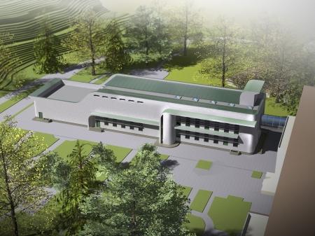 Строительство Многопрофильного республиканского медицинского центра в Ялте закончится в текущем году – Аксёнов