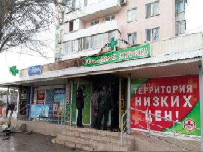 15 января в Феодосии сгорела семейная аптека