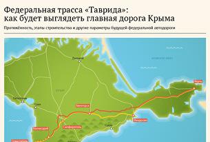 Компания «ВАД» ищет специалистов для строительства трассы «Таврида»