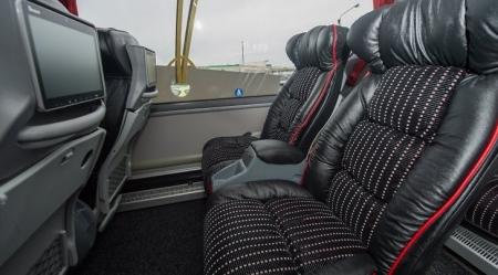 Общественный транспорт Алушты за прошлый год обслужил более 3 млн пассажиров