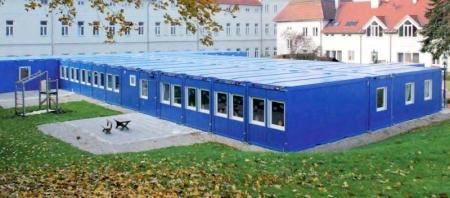 Более десятка модульных детских садов появятся в этом году в Симферополе