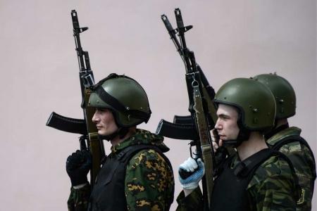 Медведев внёс акваторию Керченского пролива в перечень объектов, охраняемых Росгвардией
