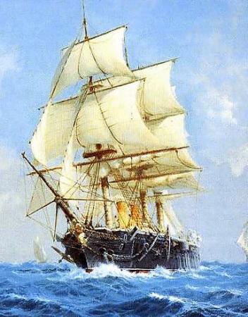 Английский паровой фрегат «Принц» является одной из целей морских археологических исследований Института востоковедения РАН в акватории Балаклавы