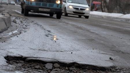 Крымфиннадзор обвинил администрацию одного из красноперекопских сёл в выплате почти 11 млн руб за некачественный ремонт дорог