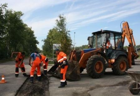 Подрядчик за свой счет переделает некачественный ремонт одной из центральных улиц Феодосии