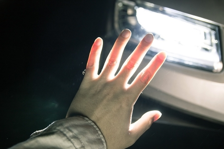 Феодосийские водители из-за отсутствия уличного освещения за месяц сбили четырёх пешеходов