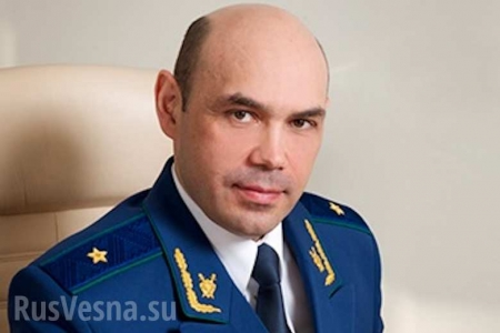 Новый прокурор Крыма представлен коллективу надзорного ведомства