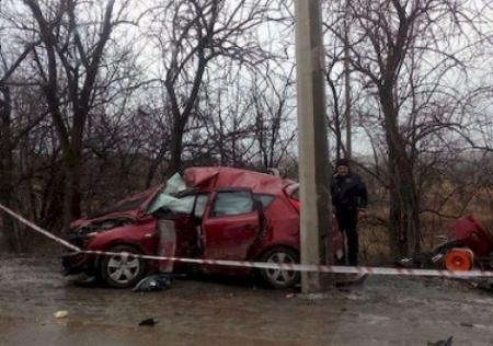 Более 450 человек погибли на крымских дорогах в прошлом году