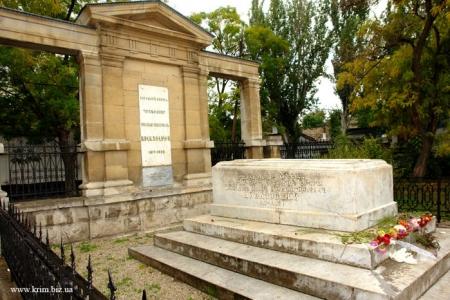 Феодосийские власти ожидают от Армянской апостольской церкви подтверждения намерений о финансировании реставрации могилы Айвазовского