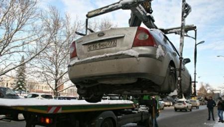 Госкомцен Крыма установил тарифы на эвакуацию и хранение автомобилей