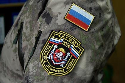 Аксёнов «обезглавил» Народное ополчение Крыма