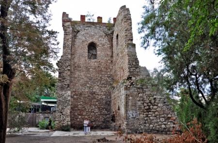 Противоаварийные работы на башне Константина в Феодосии начнутся в конце марта - начале апреля