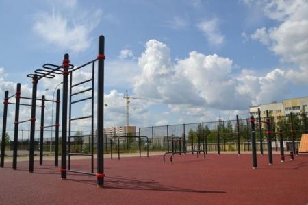 Новые спортивные площадки появятся к лету в Феодосии и местных поселках