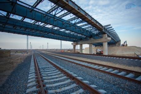 Подрядчик трассы «Таврида» начал получать металлоконструкции для автоподходов к Крымскому мосту