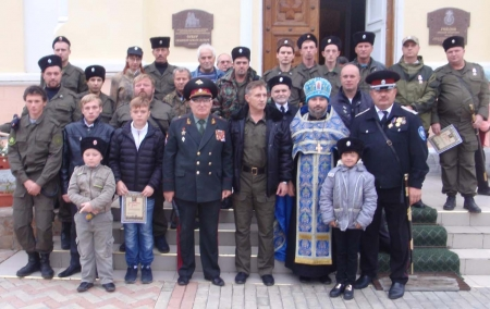 Феодосийские казаки устроят показательные выступления на городской набережной в честь годовщины воссоединения Крыма с Россией