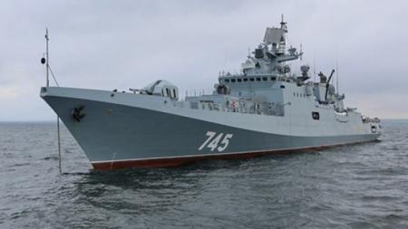 Черноморский флот провел совместные учения с ВМС Турции