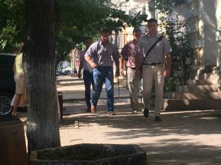 Правоохранители задержали руководителя аппарата Феодосийской адменистрации