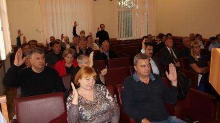 В Феодосии утвердили генеральный план муниципального образования